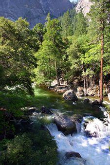 Free Yosemite National Park, USA Royalty Free Stock Photos - 1486438