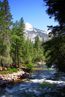 Free Yosemite National Park, USA Stock Image - 1486441