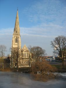 Free St. Alban S Church Royalty Free Stock Image - 1486476