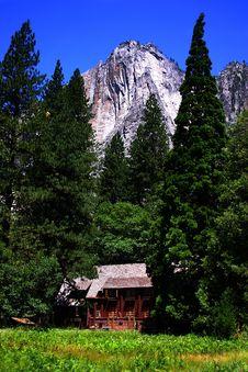 Free Yosemite National Park, USA Stock Image - 1486491