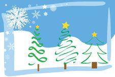 Free Winter Scene Stock Photos - 1486573