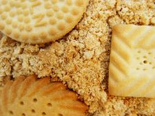 Free Biscuits Stock Image - 1486651