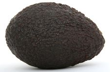 Fresh Tropical Food, Healthy Avocado Fruit Stock Photo