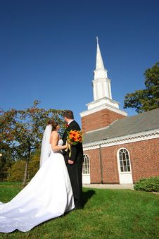 Free Just Married Stock Photo - 1487310