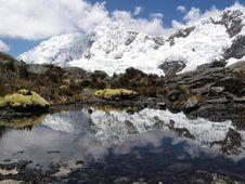 Free Beautiful Lake In Mountain Stock Photos - 1488623