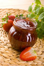 Free Strawberry Jam Stock Photo - 14806530