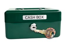 Free Cash Box Stock Image - 14800191