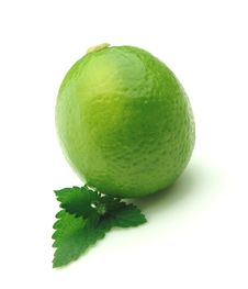 Free Lime And Mint Stock Photography - 14802772