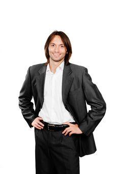 Free Businessman Stock Photo - 14803160