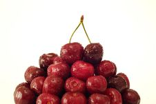 Free Fresh Cherries Stock Image - 14803611