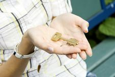 Free Your Key Stock Images - 14803814