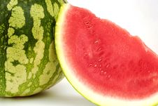 Free Piece Of Watermelon Royalty Free Stock Images - 14804069
