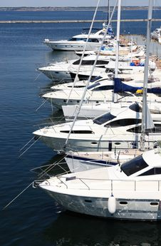 Free Yachts Stock Photography - 14805232