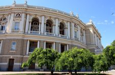 Free Opera House Royalty Free Stock Images - 14805259