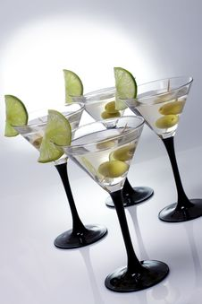 Free Martini Royalty Free Stock Photography - 14807667