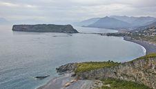 Free Italian Coastline Royalty Free Stock Image - 14807866
