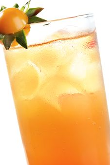 Free Tequila Sunrise Royalty Free Stock Images - 14808129