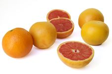 Free Oranges Stock Photography - 14808432