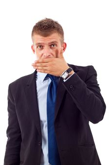 Free Speak No Evil Stock Photo - 14808960