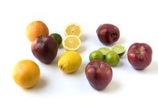 Free Composition Of Fruits Royalty Free Stock Images - 14809019
