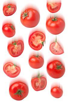 Free Tomato Royalty Free Stock Image - 14809056