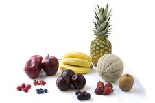 Free Composition Of Fruits Royalty Free Stock Photography - 14809067