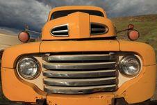 Free Pickup Truck Stock Image - 14809301