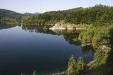 Free Full Lake Stock Photography - 14809312
