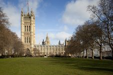 Free British Parliament Royalty Free Stock Photography - 14809397