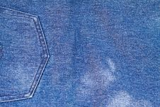 Free Jeans Cloth Stock Images - 14809524