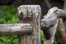 Free Old Fence Royalty Free Stock Photos - 14809738
