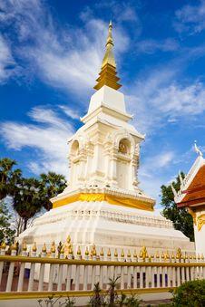 Free The Stupa Stock Image - 14809911