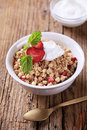 Free Breakfast Cereal Royalty Free Stock Photo - 14811945