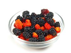 Free Mixed Wild Berries Royalty Free Stock Photos - 14810048