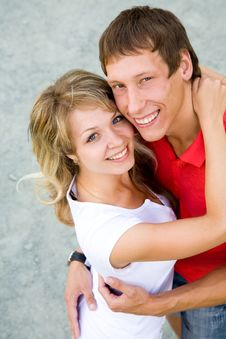 Free Young  Couples In Love Royalty Free Stock Photography - 14811627