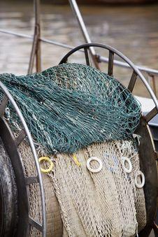 Free Fishing Net Royalty Free Stock Photo - 14811815