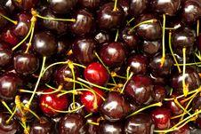 Free Background Of Cherries Stock Photos - 14811823