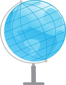 Free Globe Royalty Free Stock Photography - 14811867