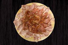 Free Ham Dish Stock Image - 14812281