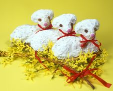 Free Easter Pastry Stock Photos - 14812623