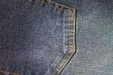 Free Jeans Cloth Stock Image - 14812921