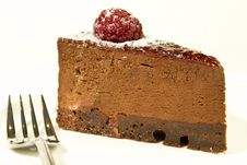 Free Chocolate Cheesecake Stock Images - 14813614