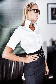 Fashion Business Exucutive Stock Photos