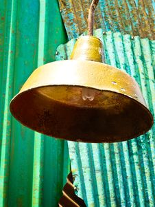 Free Antique Lamp Stock Images - 14813864