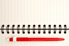 Free Paper Notebook Stock Photos - 14814043