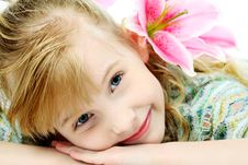Free Cute Girl Stock Photography - 14814962