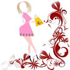Free Fashion Girl Stock Photos - 14815373