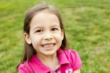 Free Little Girl Royalty Free Stock Photos - 14815598