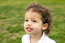 Free Little Girl Stock Photo - 14815610