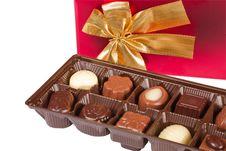 Free Sweet Tasty Chocolate Royalty Free Stock Photo - 14815635